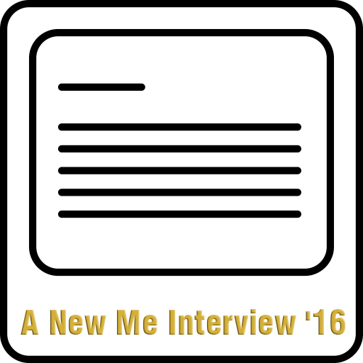 A New Me Blog Interview